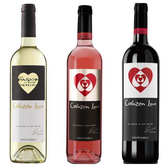 Corazon Loco Wine Corazon Loco Labels