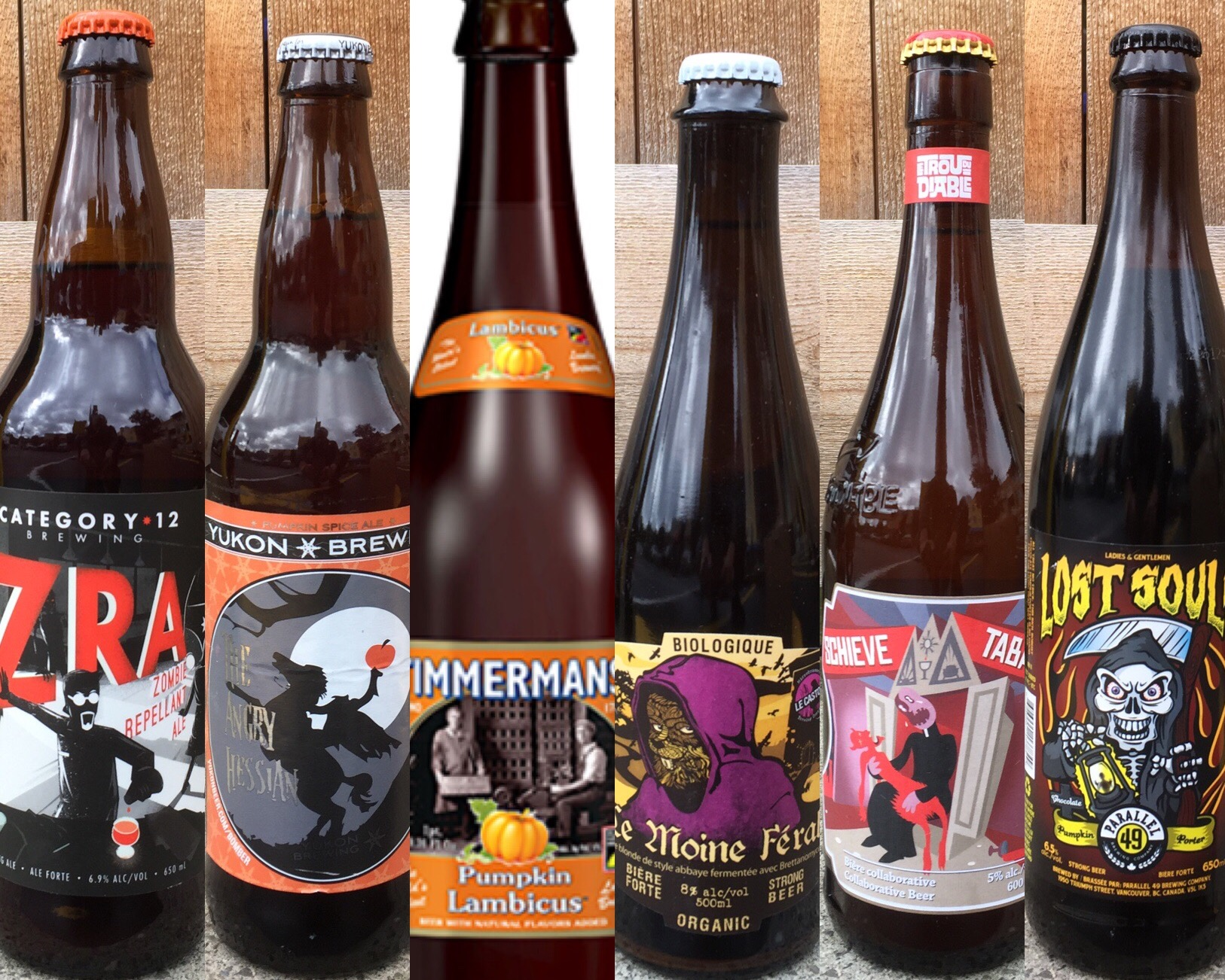 Alchol Mail: Beer Mail #8: Scary Good Brews