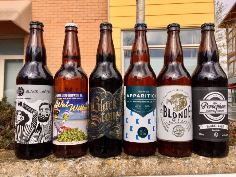 Beer Mail #17: Black and White Brews, Only $92! - Cook St