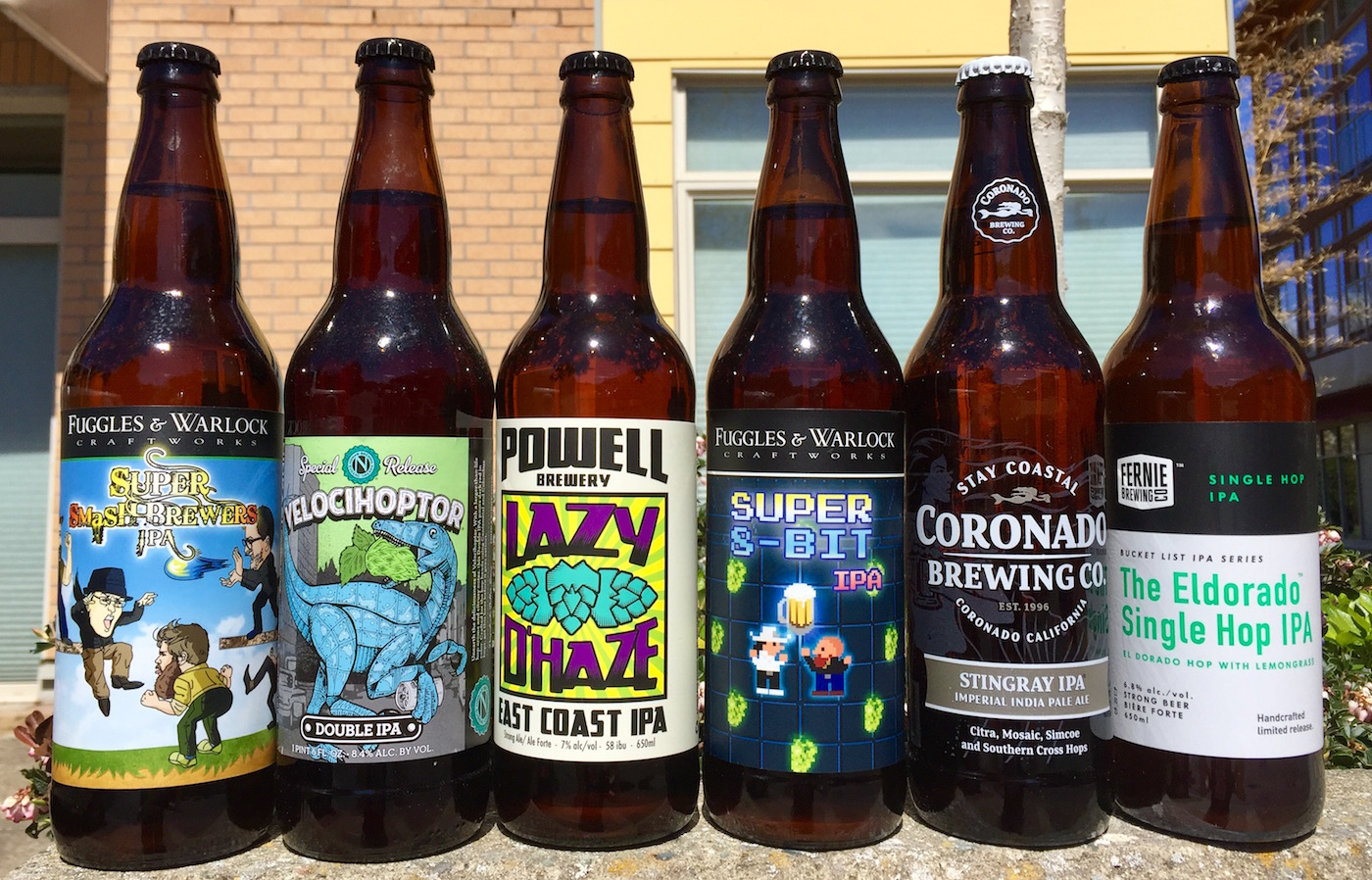 beer mail #20: ipa mania! - cook st. liquor