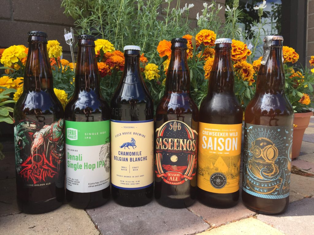 Alchol Mail: Beer Mail #43: The Pride Of BC!