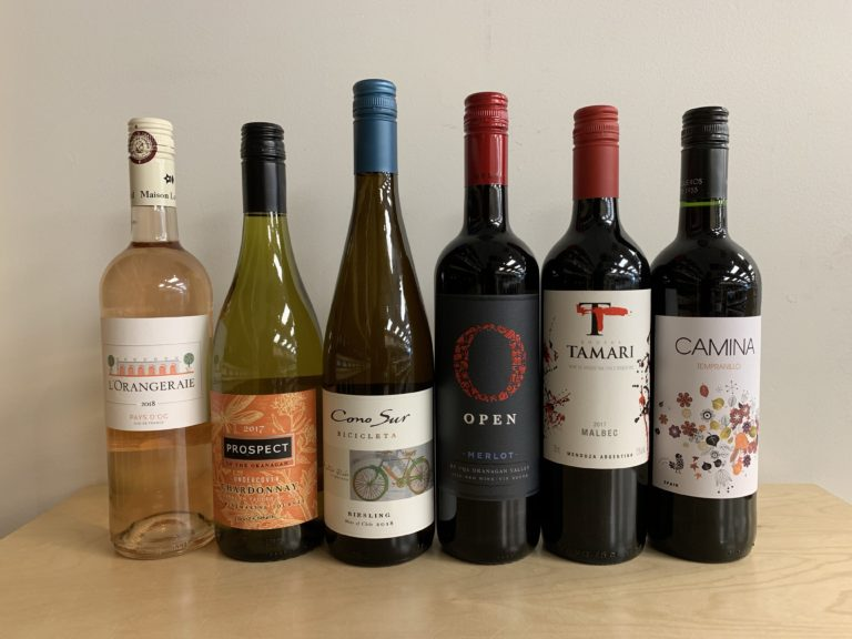 The Newest Arrivals at Cook St  Liquor